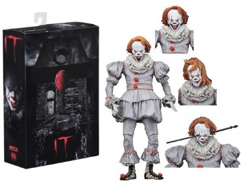 NECA IT Movie 2017 Ultimate Well House Pennywise Action Figure